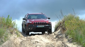 Jeep Cherokee 3.2 V6 Trailhawk - test