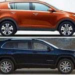 Jeep Cherokee czy Kia Sportage? Podobno są identyczne