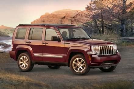 Jeep cherokee / kliknij /INTERIA.PL
