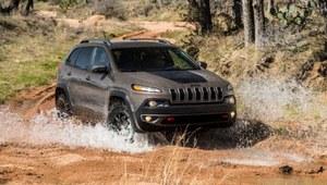 Jeep Cherokee - piękno wewnętrzne