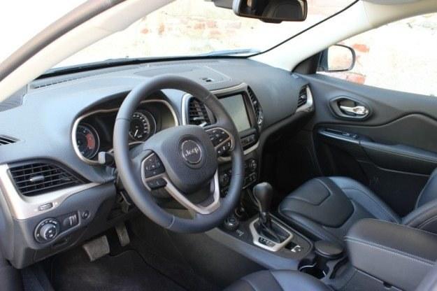 Jeep Cherokee /INTERIA.PL