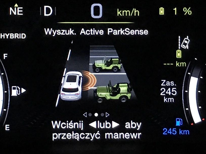 Jeep Compass 4xe /INTERIA.PL