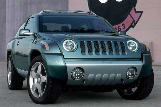Jeep Compass (kliknij) /INTERIA.PL