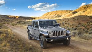 Jeep Gladiator - powrót pick-upa