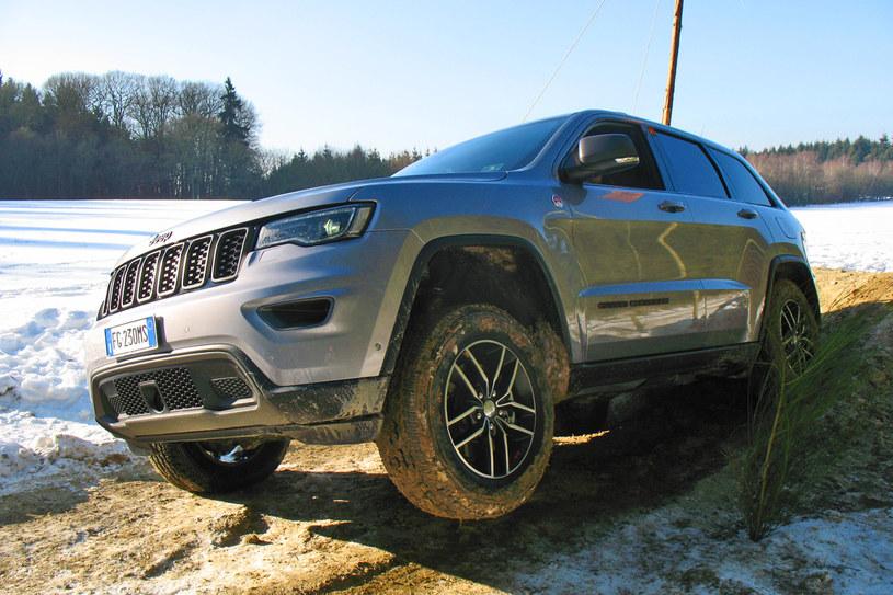 Jeep Grand Cherokee 2017 /INTERIA.PL