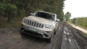 Jeep Grand Cherokee 3.0 CRD Overland Summit - test