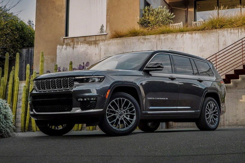 Jeep Grand Cherokee L /