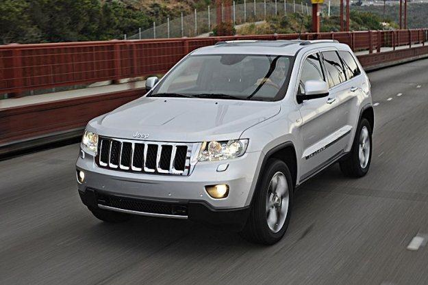 Jeep grand cherokee otrzyma silnik Diesla /