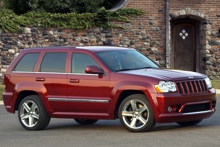 Jeep grand cherokee SRT8 /