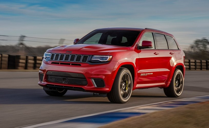 Jeep Grand Cherokee Trackhawk /