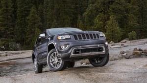 Jeep Grand Cherokee z nową twarzą