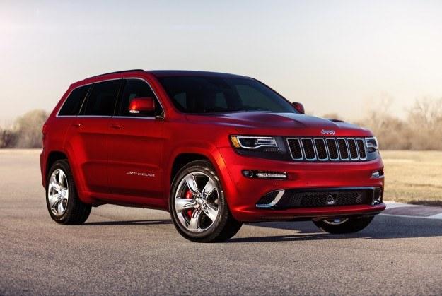 Jeep Grand Cherokee /INTERIA.PL