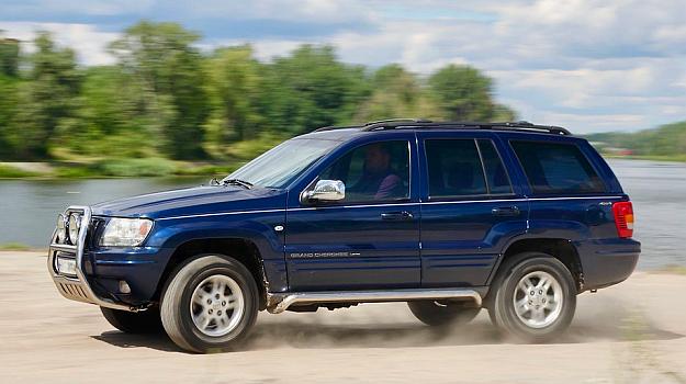 Jeep Grand Cherokee /Motor