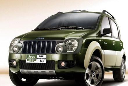 Jeep phoenix? /
