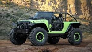 Jeep przygotował 7 konceptów