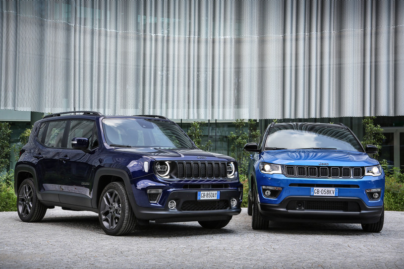 Jeep Renegade 4xe i Compass 4xe /