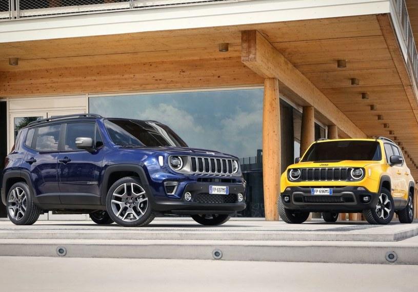 Jeep Renegade będzie hybrydą /