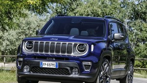 Jeep Renegade - co przyniesie face lifting?