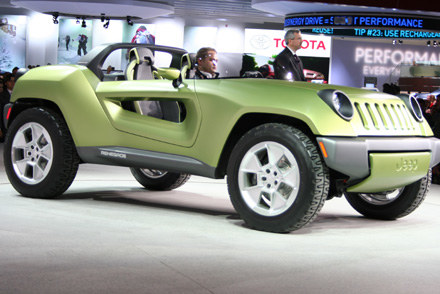 Jeep renegade / Kliknij /INTERIA.PL