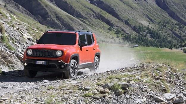 Jeep Renegade - pierwsza jazda /Jeep
