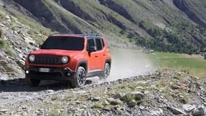 Jeep Renegade - pierwsza jazda