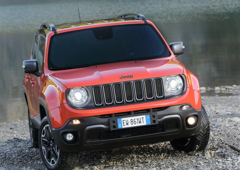 Jeep Renegade /