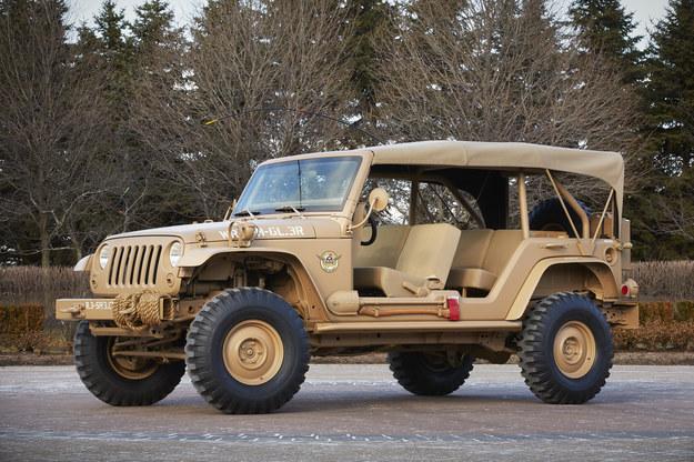 Jeep Staff Car /Jeep