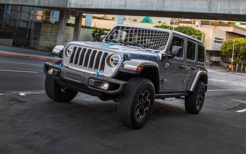 Jeep Wrangler 4xe Rubicon /