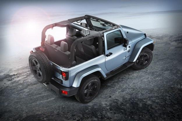 Jeep wrangler artcic /