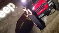 Jeep Wrangler i saksofon...