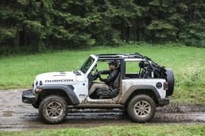 Jeep Wrangler nie tylko dla twardzieli z kilkudniowym zarostem