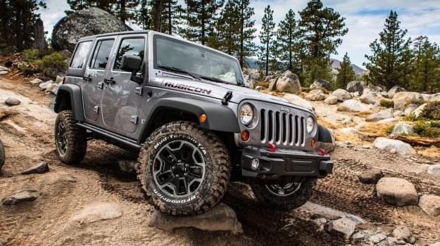 Jeep Wrangler Rubicon 10th Anniversary Edition /Jeep