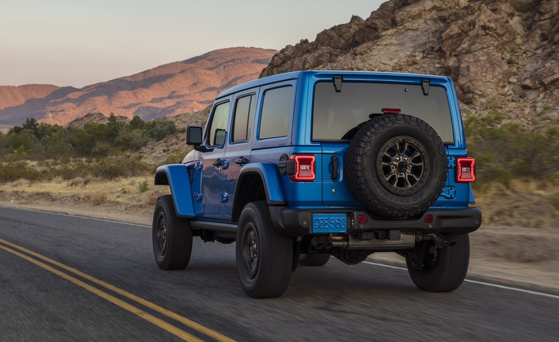 Jeep Wrangler Rubicon 392 /