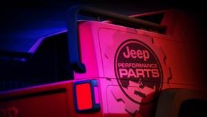 Jeep zaprezentuje siedem konceptów