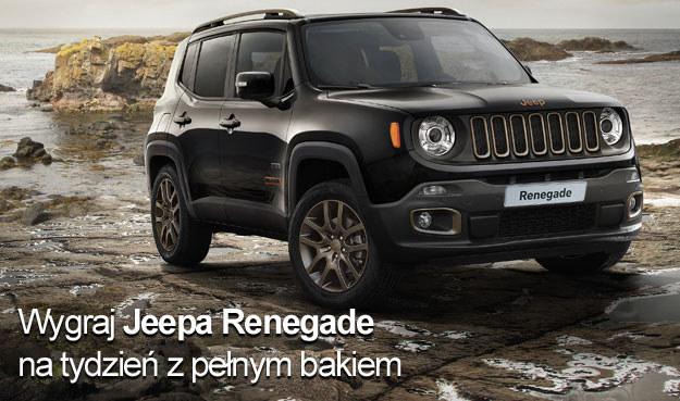 jeep /materiały promocyjne