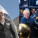 Jeff Bezos kontra kontra Richard Branson - kto wygra wyścig w kosmos?