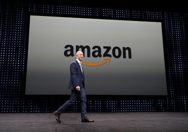 Jeff Bezos, prezes Amazona /EPA