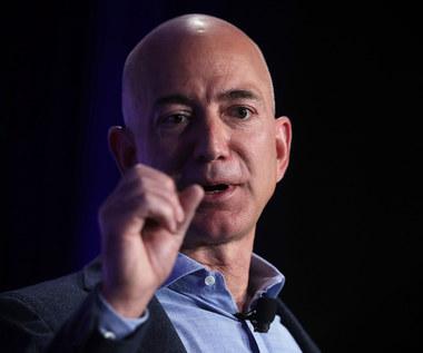 Jeff Bezos rezygnuje z funkcji CEO firmy Amazon