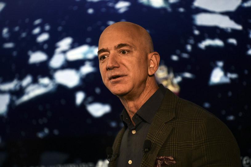 Jeff Bezos /ERIC BARADAT/AFP /East News