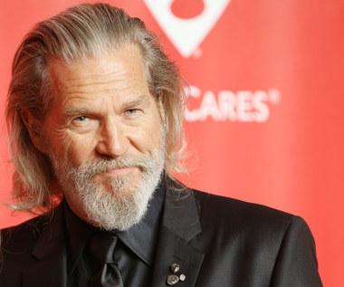 Jeff Bridges ma chłoniaka! Jak czuje się hollywoodzki gwiazdor?