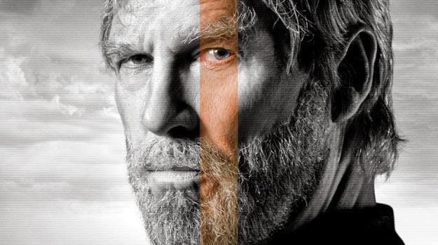 """Jeff Bridges w filmie """"Dawca pamięci"""". /materiały dystrybutora"""