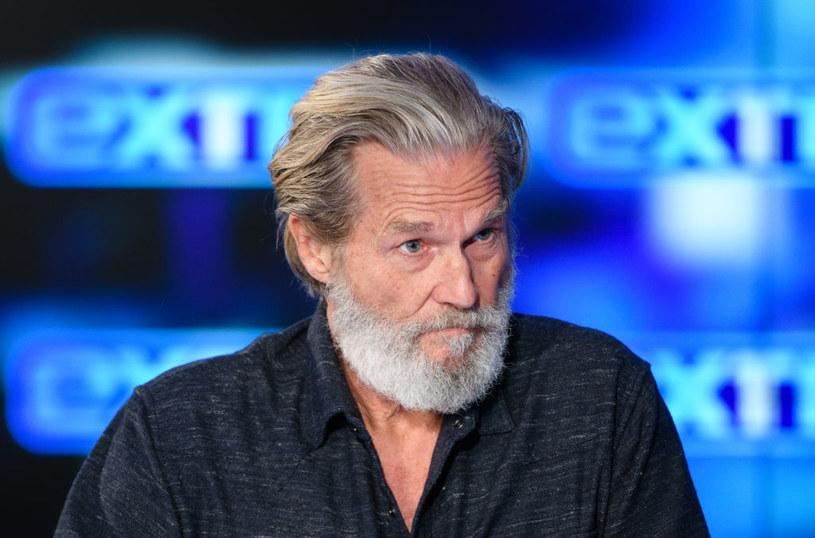 Jeff Bridges w grudniu ubiegłego roku /Noel Vasquez / Contributor /Getty Images