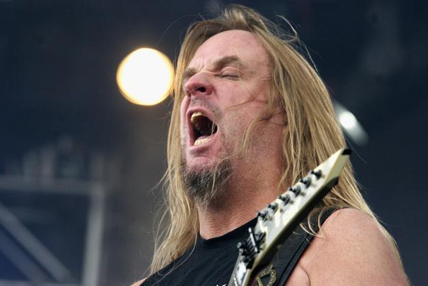 Jeff Hanneman za kołnierz nie wylewał - fot. Dave Etheridge-Barnes /Getty Images/Flash Press Media