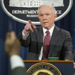 Jeff Sessions odpiera zarzuty ws. kontaków z rosyjskimi władzami. Trump: Darzę go zaufaniem