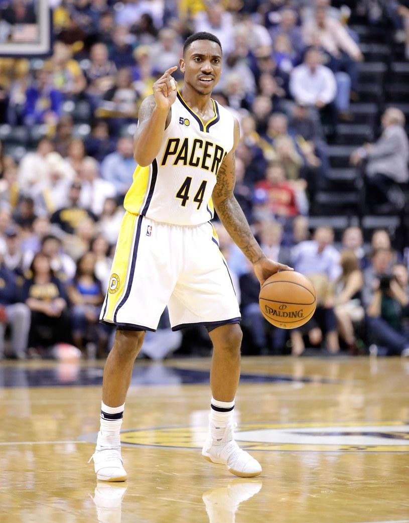 Jeff Teague z Indiana Pacers /AFP