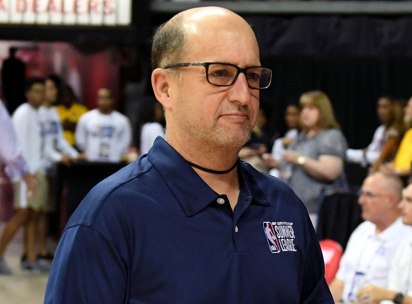 Jeff Van Gundy /AFP