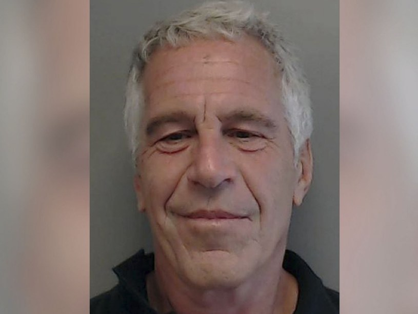 Jeffrey Epstein /Florida Department of Law Enforcement  /AFP