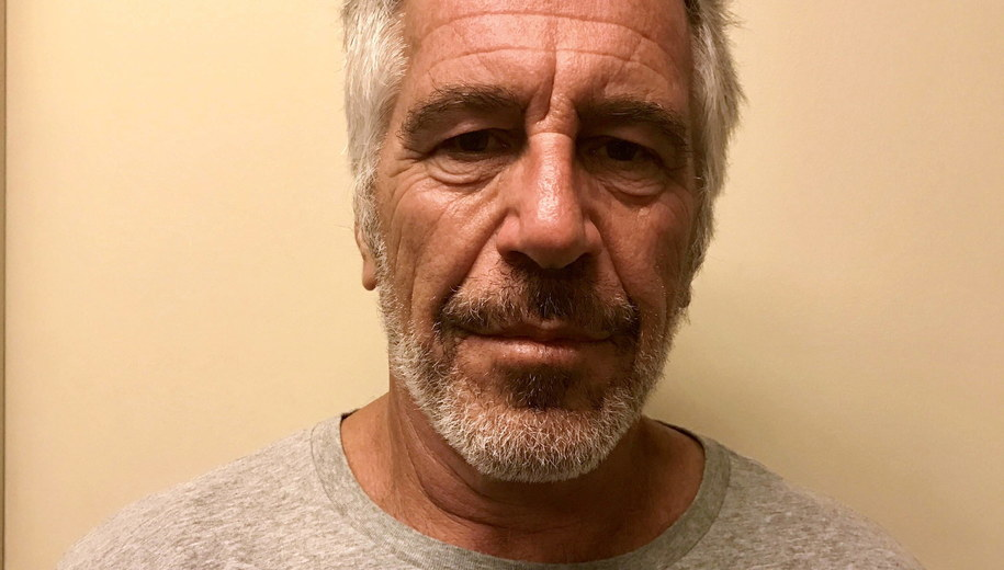 Jeffrey Epstein /New York State Division of Criminal Justice /PAP/EPA