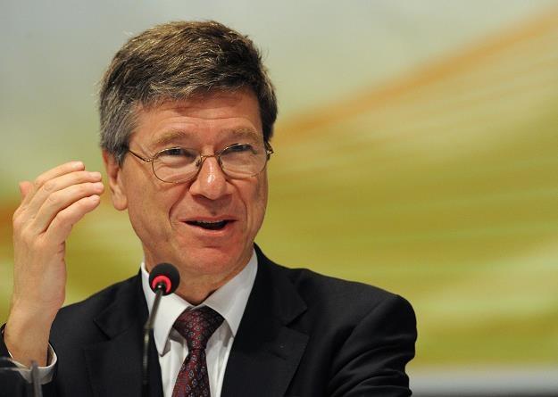Jeffrey Sachs /AFP