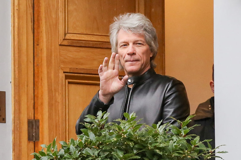 Jego największą chlubą jest organizacja Jon Bon Jovi Soul Foundation, którą powołał do życia w 2006 roku / Anadolu Agency / Contributor /Getty Images